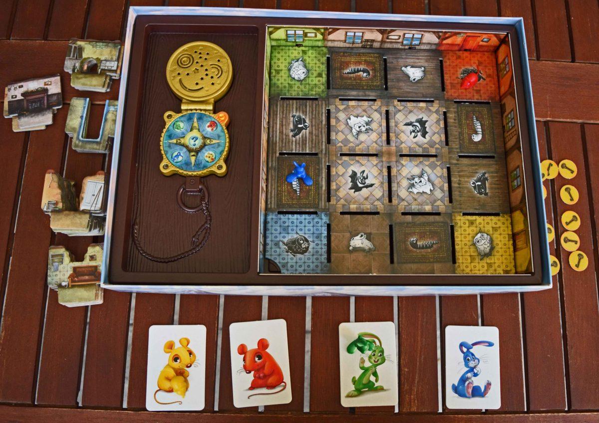 Spiel Schnappt Hubi!, Foto: Sarah-Ann Orymek