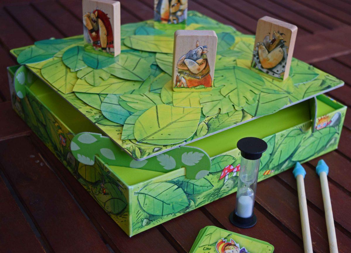 Spiel Verzauberte Rumpelriesen, Foto: Sarah-Ann Orymek