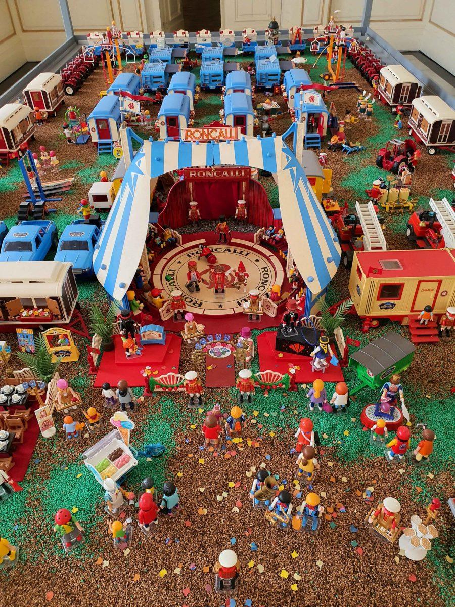 Willkommen in der Zirkuswelt, Foto: Maike Steuer