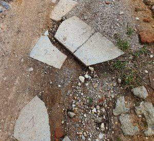 Natürliches Hüpfkästchen, Foto: Maike Steuer