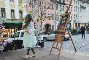 Angelika Lange, Künstler