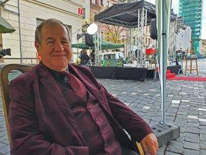 Lothar Ross, Zauberer, Foto: Maike Steuer
