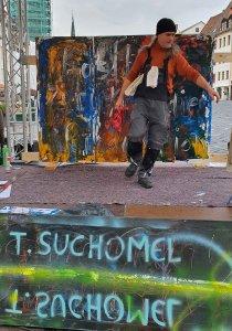 Thomas Suchomel, Künstler, Foto: Maike Steuer