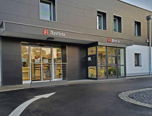 Erste Drive in Apotheke in Altenburg