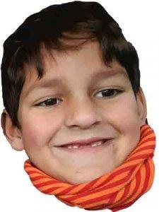 Oskar, der erste Unterstützer