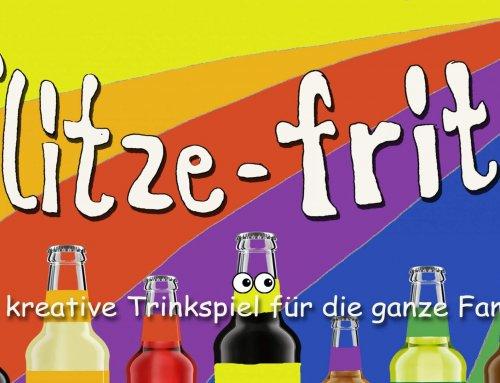 flitze-fritz: Das Trinkspiel für die ganze Familie