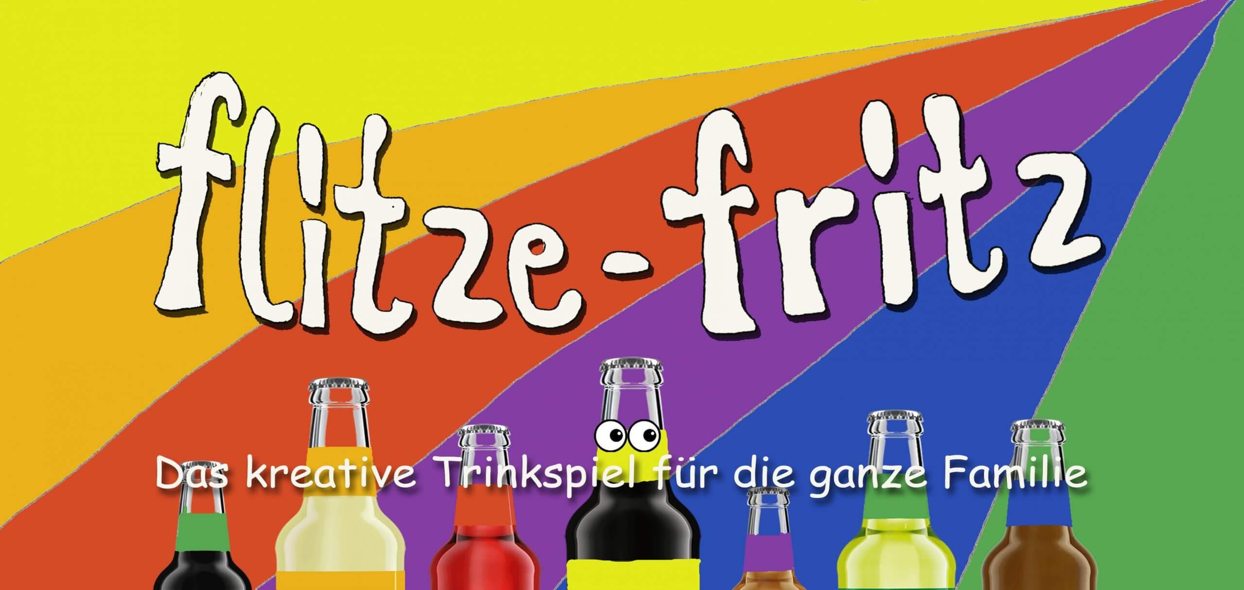 flitze-fritz Cover, Grafik: Maike Steuer