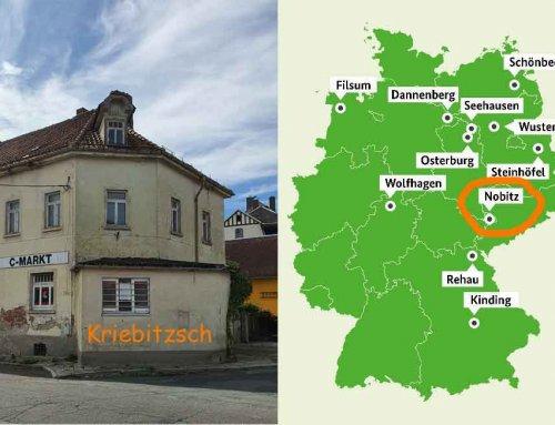 Kriebitzsch und Nobitz: Zwei Orte, (m)ein Thema
